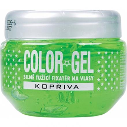 Color Gel kopřiva, gel na vlasy, 175 ml