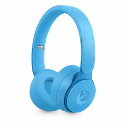 Apple Beats Solo Pro WL NC Headphones -MMC- Light Blue, MRJ92EE/A