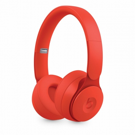 Apple Beats Solo Pro WL NC Headphones -MMC- Red, MRJC2EE/A