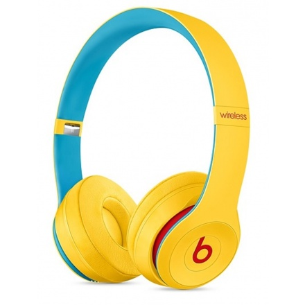 Apple Beats Solo3 Wireless On-Ear Hp. -BCC- Yellow, MV8U2EE/A
