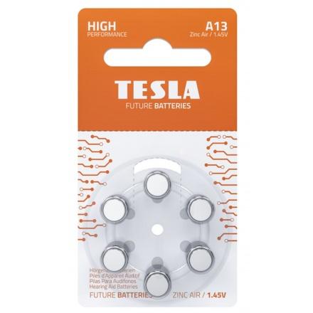 TESLA - baterie do naslouchadel A13, 1099137259