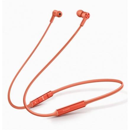 Huawei Bluetooth sluchátka CM70-C FreeLace Orange, 55030944