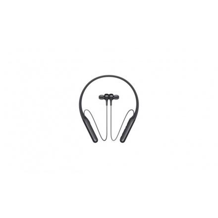 SONY sluchátka WI-C600N bezdr.,černá, WIC600NB.CE7