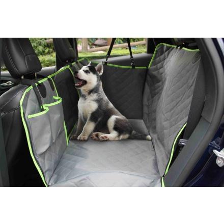 FDAP 60551 Podložka do auta pro psa (128x53cm rozměr pouze spodní části) FIELDMANN