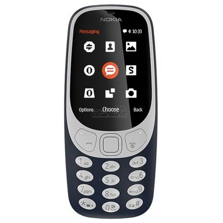 Nokia 3310 2017 Dual SIM blue