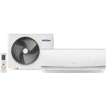 Nástěnná klimatizace NORDline Delfin R32 SPLIT SMVH18B-4A2A3NG-O a SMVH18B-4A2A3NG-I (vnitřní i venkovní jednotka)
