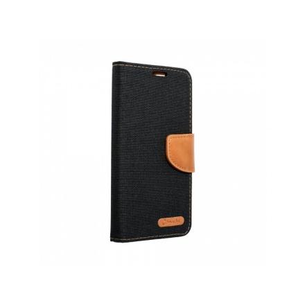 POUZDRO Tel1 FANCY Huawei P20 černá-hnědá 482HM