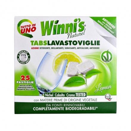 Winnis Lavastoviglie tablety do myčky, 25 ks