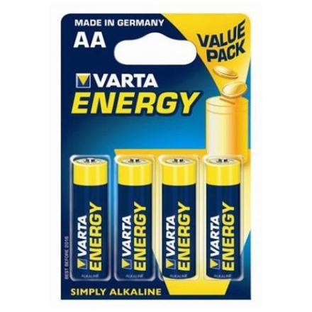 Baterie VARTA ENERGY AA 4ks