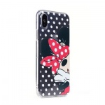 Pouzdro Case Minnie Mouse Samsung J600 GALAXY J6 (2018) (003)