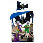 Halantex dětské povlečení Lego Super Heroes 140x200 70x90