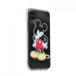 Pouzdro Case Mickey Mouse Samsung J600 GALAXY J6 (2018) (011)