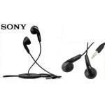 Sony MH410C stereo headset černá