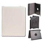 SCcom POUZDRO TABLET BOOK SAMSUNG P3100 GALAXY tab 7.0 TAB 2 s možností otáčení bílá 25031