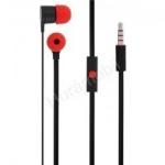 Handsfree ORIGINÁL HTC RC E295 3,5 MM černá - červená (bulk)