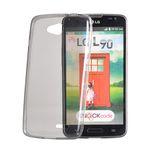 Kryt ochranný zadní Forcell Ultra Slim 0,3mm pro iPHONE 5/5S/5SE černá