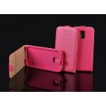 POUZDRO T1 VERTIKAL Pocket SLIM SAMSUNG I9190 Galaxy S4 Mini růžové