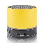 Forever Bluetooth minireproduktor (výkon 3W) BS-100 žlutá 333364