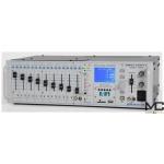 Rduch AMWLC 9DSP4D / 400 + 200 - zesilovač 100V / 400W + 200W, 8 vstupů