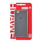 POUZDRO ORIGINÁL HUAWEI P8 LITE Protective Case (0,8mm) tmavě šedá