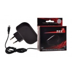 Nabíječa siťová TEL1 MP3,MP4, konektor USB + odnímatelný KABEL TYP C MICRO USB 2A 41497
