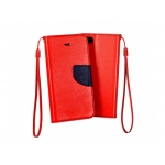 Pouzdro Telone Fancy Huawei P Smart červená-modrá