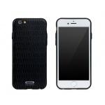 REMAX Pouzdro Gentleman Iphone 6 vzor 5 černá 42379
