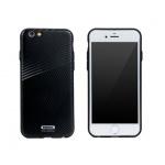 REMAX Pouzdro Gentleman Iphone 6 vzor 6 černá 42380