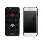 REMAX Pouzdro Gentleman Iphone 6 vzor 7 černá 42381