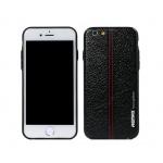 """Pouzdro REMAX Gentleman Iphone 7 (4,7"""") černá vzor 1 42864"""