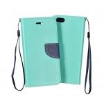 Pouzdro Telone Fancy Samsung M205 Galaxy M20 mátová-modrá 5245879
