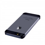 Pouzdro DEVIA Fresh iPhone 5/5S/SE černá