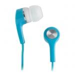sluchátka univerzální MP3/MP4 modrá 445781