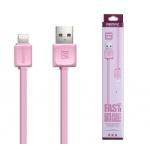 REMAX Kabel USB Fast Data RC-008i Lightning růžová 44592
