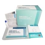 Beijing Lepu Medical Technology SARS-CoV-2 Antigen Rapid Test Kit 25ks, z kraje nosu i pro děti (63kč / 1ks)