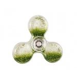 FIDGET SPINNER WATER zelená 45343