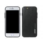 REMAX Pouzdro Gentleman Iphone 7 vzor 3 černá 45430