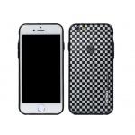 REMAX Pouzdro Gentleman Iphone 7 vzor 4 černá 45431