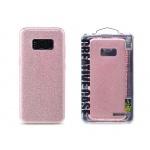 Pouzdro REMAX Etui Glitter Samsung G950 Galaxy S8 růžová 46702