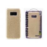 Pouzdro REMAX Etui Glitter Samsung G955 Galaxy S8 Plus zlatá 46705