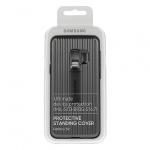 Pouzdro originál Samsung S9 Galaxy G960 Protective Cover (ef-rg960cse) stříbrná