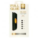 5D tvrzené sklo Full Glue Samsung G960 GALAXY S9, menší rozměr pro pouzdra černá, 481889