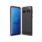 Pouzdro Forcell CARBON Samsung Galaxy A6 černá 486PET