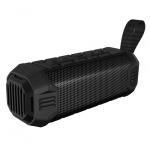 Reproduktor Multimediální Bluetooth Rádio - NR-1000 Vodotěsné IPX4 Černá
