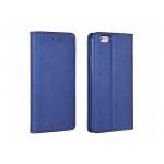 Pouzdro Telone Smart Book MAGNET HTC DESIRE 12 modrá
