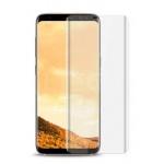 REMAX Tvrzené sklo Crystal Glass Full Cover Samsung G960 Galaxy S9 Černá silikonové pouzdro Transparentní
