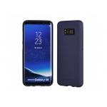 Pouzdro Soft Feeling Mercury Samsung A600 GALAXY A6 2018 modrá