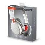 Sluchátka Bluetooth PLANTRONICS BACKBEAT 500 bílá-oranžová (BLISTR)