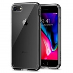 Pouzdro SPIGEN - NEO Hybrid Crystal 2 Iphone 7 / 8 - Jet Black 50368