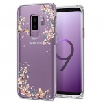 Pouzdro SPIGEN - Liquid Crystal Samsung G965 Galaxy S9 Plus - transparent 50382